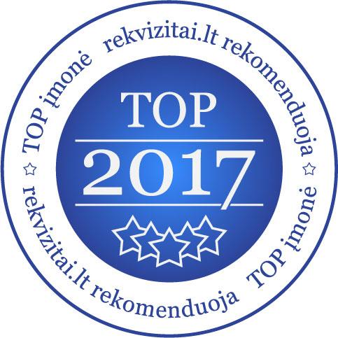 TOP imone 2017